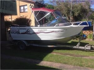 Wanted 4.8 Ali  boat Milpara Albany Area Preview