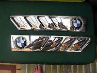 BMW Z3 Chrome Bonnet Side Grilles