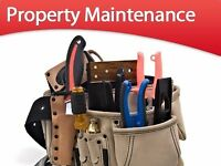 P&M property maintenance services. Call mark now for a free quote 07765294669