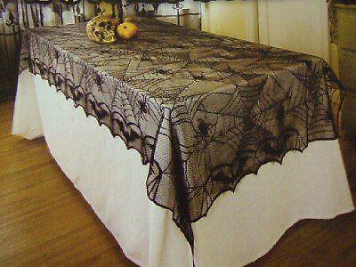 Tovaglia per Halloween: Ragni e Pipistrelli