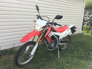 Honda 250 Street and Trail