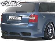 Audi A4 B6 Heckschürze
