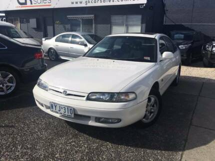 1996 Mazda 626 SDX Hatchback 5dr Auto 4sp 2.5i (Finance $32pw*)
