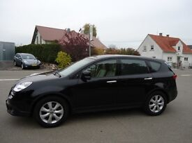 Seven 7 Seater Estate Subaru Tribeca Car