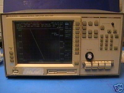 Ando Aq8423b Optical Amplifier Analyzer