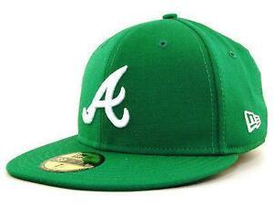 6dd22bd5a3f Atlanta Braves Flat Bill Hat