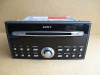 SONY C307 MP3 SINGLE CD/RADIO STEREO FOR FOCUS MK3 TRANSIT/CONNECT C-MAX