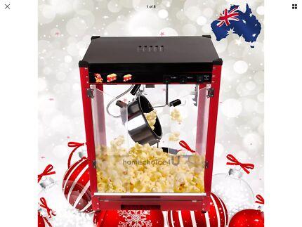 Popcorn crestmead castles