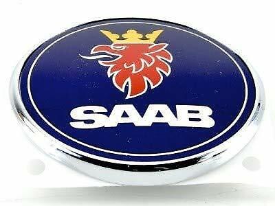 5289871 Bonnet Badge Emblem for Saab 900 NG900 9000 9-3