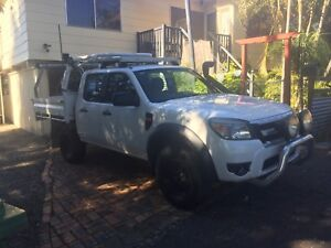 Ford Ranger Churchill Ipswich City Preview
