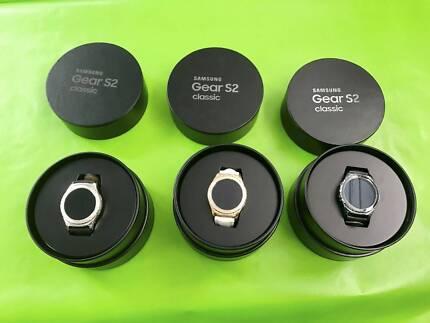 New Samsung Gear S2 Classic [Warranty+Receipt]
