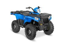 2016 Polaris Sportsman 450 H.O. Velocity Blue