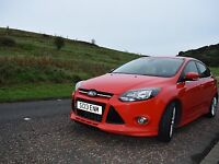 2013 Ford Focus 1.6 zetec s power shift Automatic petrol hatchback cat d