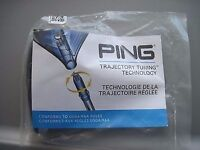 PING ADJUSTING TOOL WRENCH G30 G25 FITS ALL MODERN PING DRIVERS AND WOODS