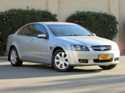 2008 Holden Berlina VE Silver 4 Speed Automatic Sedan Blair Athol Port Adelaide Area Preview