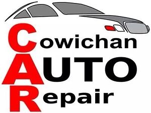 Cowichan Auto Repair - female owned and friendly  shop