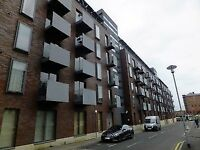 Vantage Quay, Piccadilly, Manchester M1 - One bed furnished apartment to let, with parking