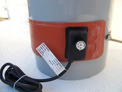Briskheat Drum Heater Poly 5 Gal. Heavy Duty 150 Watt Wvobiodiesel