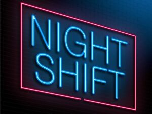 SORTERS NEEDED FOR STRAIGHT NIGHTS IN CENTRAL HAMILTON