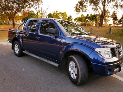 2010 Nissan Navara D40