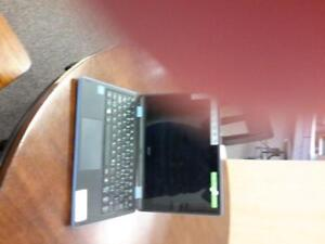 "*** USED *** ACER BLUE 12"" ACER LAPTOP   S/N:4810FB0660   #STORE908"