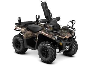 2016 Can-Am Outlander L DPS 570 Mossy Oak Break-Up Country Camo