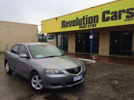 MAZDA 3 GOOD IN  CONDITION  GREAT VALUE FOR MONEY..........!!!