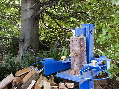 Kinderleicht Brennholz spalten - ein Ratgeber für Holzspalter