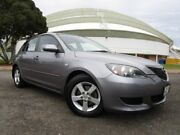 2006 Mazda 3 BK Maxx Grey 5 Speed Manual Hatchback Gepps Cross Port Adelaide Area Preview