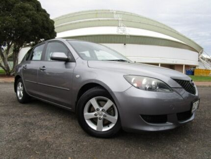 2006 Mazda 3 BK Maxx Grey 5 Speed Manual Hatchback Gepps Cross Port Adelaide Area Preview
