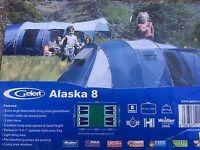 Tent - Gelert Alaska 8 man tent