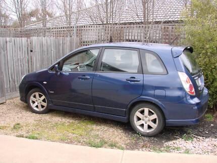 2007 Suzuki Liana Hatchback