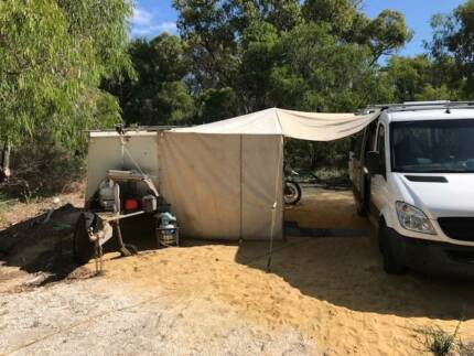 Off road camper for sale