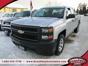 2014 Chevrolet Silverado 1500 'GREAT KM'S' WORK READY LT MODEL 6