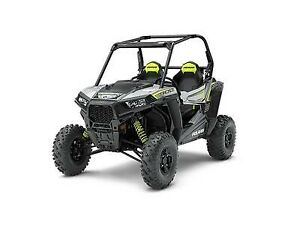 2018 Polaris RZR S 900 EPS Ghost Gray