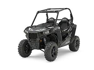 2017 Polaris RZR 900 EPS XC Edition Black Pearl