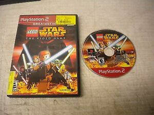 Lego Star Wars The video Game pour PS2