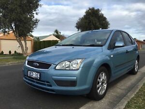 RWC and REGO 2006 Automatic Ford Focus Hatchback Narre Warren Casey Area Preview