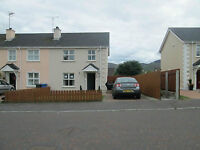 Well Presented 3 bedroom house for rent in Hilltown with private enclosed garden to rear of house