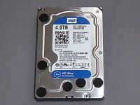 4TB Hard Drive Western Digital Blue (I have 5 of them) Can sell as a whole or individually