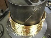 Solid Gold Wire