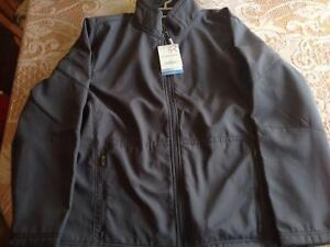 Men's XL grey spring/Summer/fall jacket
