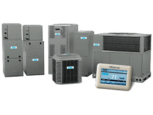 HVAC, FURNACE, AIR CONDITIONER WATER HEATERS -HRV