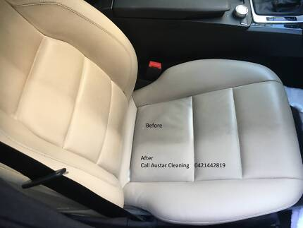 Mobile Car Seats Steam Clean Services