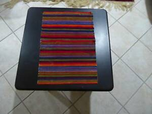 Black coffee table Woolner Darwin City Preview