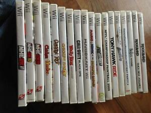 Wii items