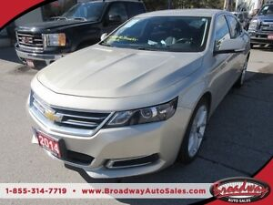 2014 Chevrolet Impala LOADED LT MODEL 5 PASSENGER 2.5L - ECO-TEC