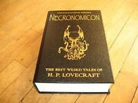 Necronomicon - best wierd tales of H.P Lovecraft