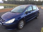 2002 Peugeot 307 Hatchback Donnybrook Donnybrook Area Preview