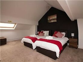 Beautiful Serviced Apartment in Chesterfield Short term stays conporate contrators instead of hotel